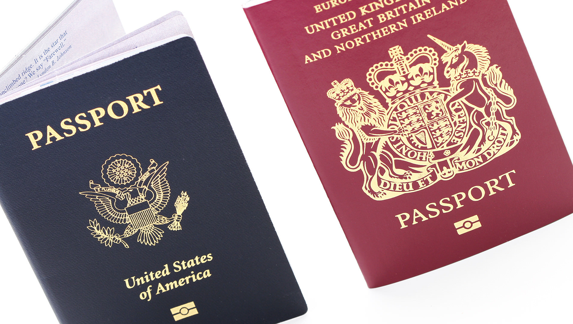 Obtaining Us And Uk Passports