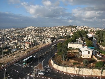 Nazeret city picture