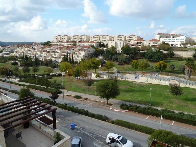 Location Of Beth Shemesh: Ramat Beit Shemesh