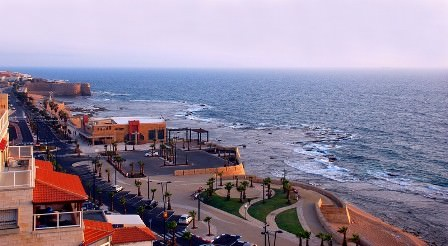 Acco Sea Shore