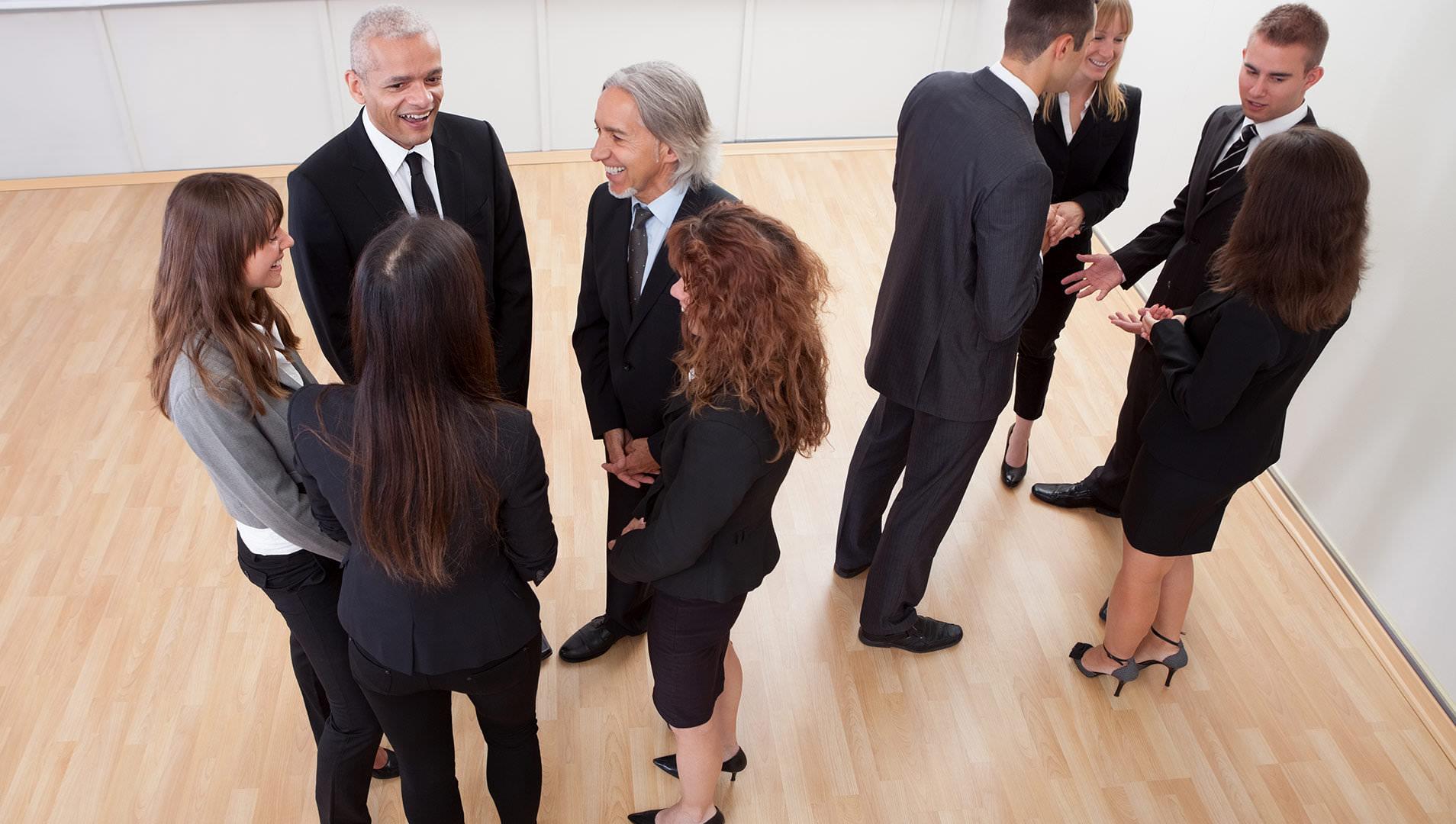 employment in nefesh b nefesh networking skills