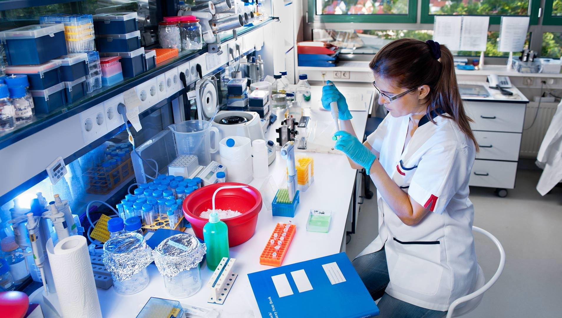 Lab Technician Experts In Israel Nefesh Bnefesh