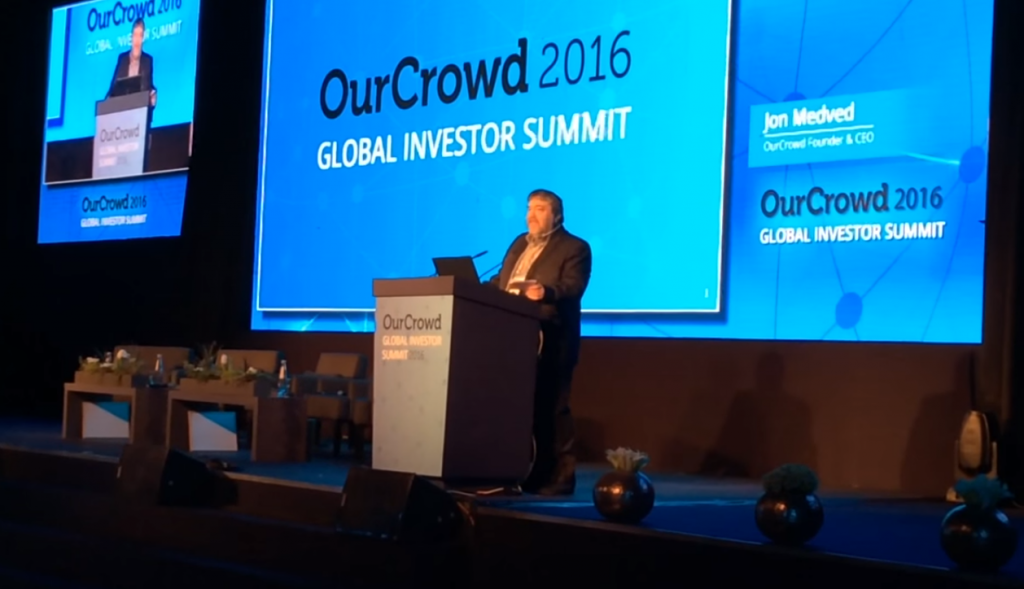 Jon Medved, OurCrowd CEO