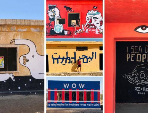 Yael's Road to Graffiti