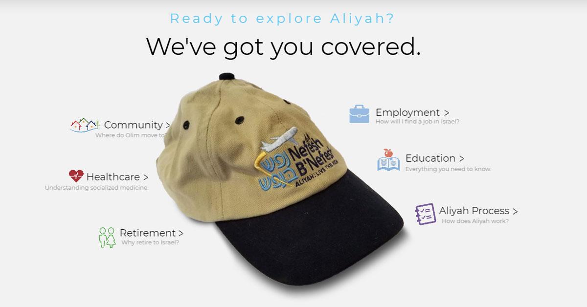 Planning Aliyah | Nefesh B'Nefesh